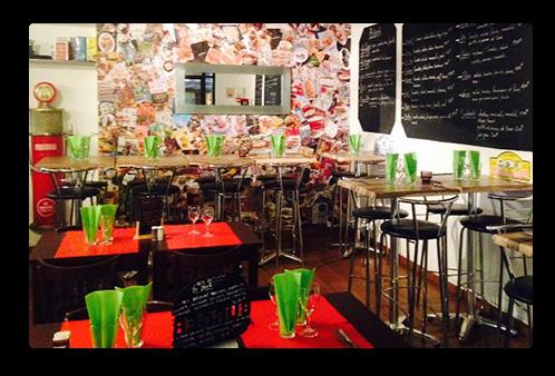 Le Restaurant - Le Garage - Restaurant Aix-en-Provence